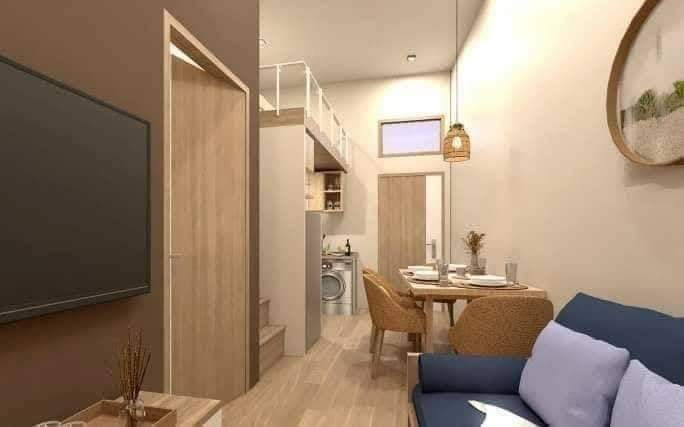 1br with loft in qiezon city