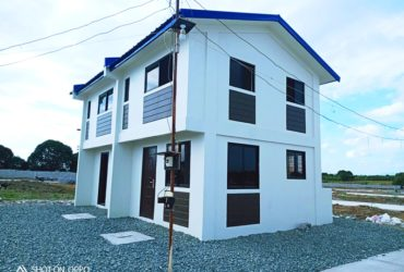 Affordable 2BR with garage townhouse thru Pagibig in Tanza Cavite
