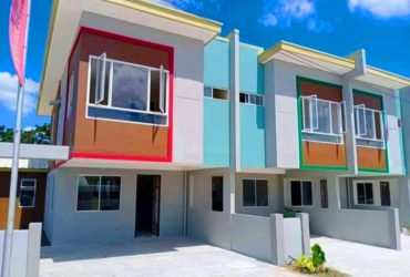 10%DP 3BR 3TB Complete Townhouse with Carport Imus Cavite