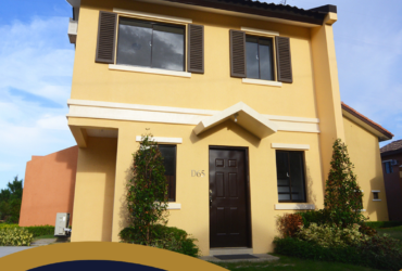 House & Lot for Sale – D65 at Citta Italia Bacoor, Cavite