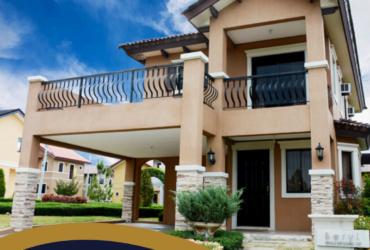 3 Bedroom House & Lot in CrownAsia Vittoria (Beryl Model)