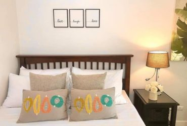 Fully furnished, well-maintained 1-Bedroom Unit for as low as 20,000/mo.