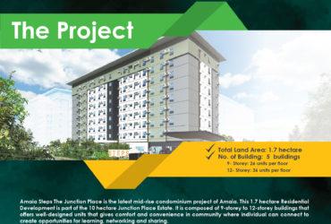 Amaia Steps The Junction Place- Affordable Condominium in Quezon City