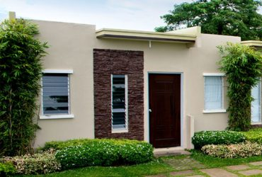 AFFORDABLE END UNIT ROWHOUSE HOUSE AND LOT IN PALO, LEYTE