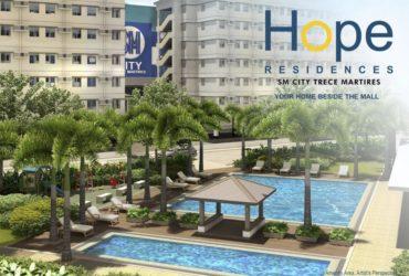Hope Residences – Condominium for Sale in Trece Martires City, Cavite
