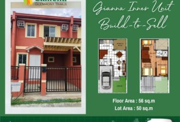 GIANNA TOWNHOUSE IN QUEZON CITY