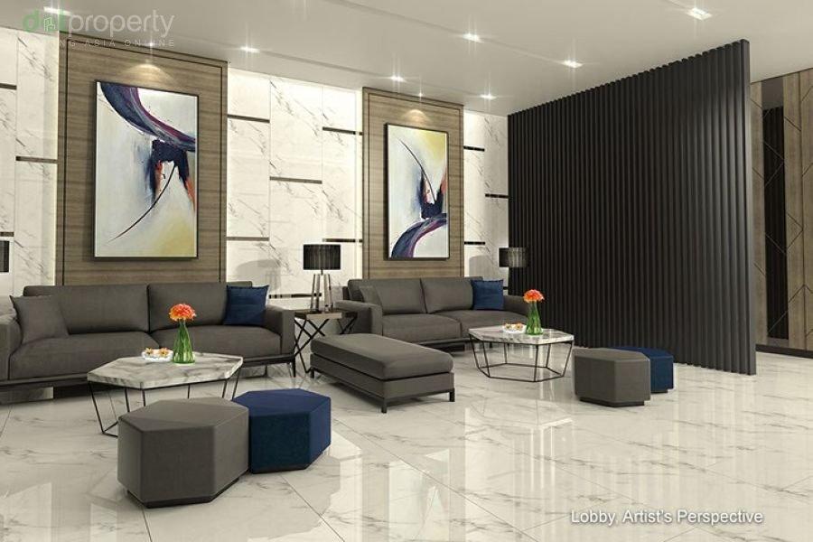 Charm Residences – Condo for sale in Felix Avenue, Cainta