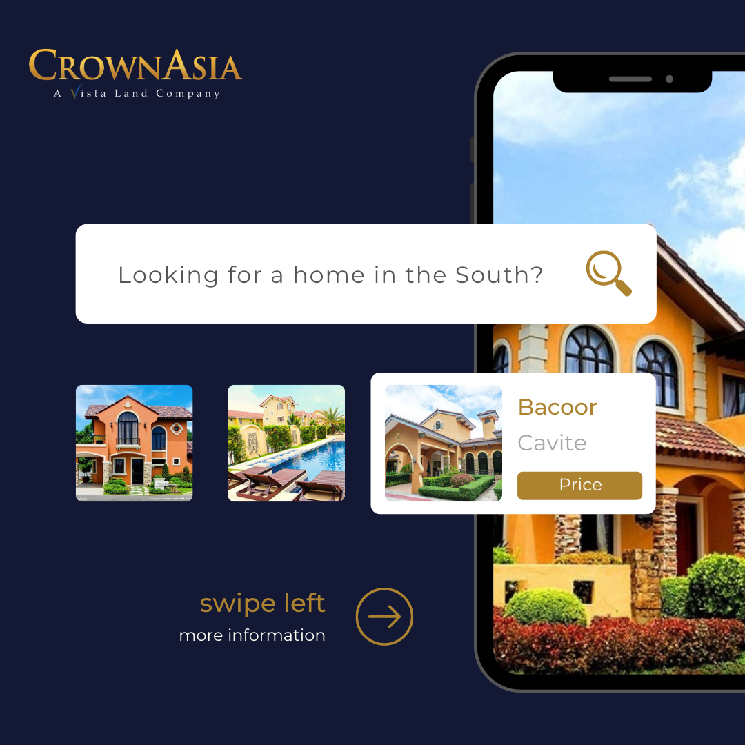 Francesco | 4BR House & Lot for Sale in VITTORIA by Crown Asia