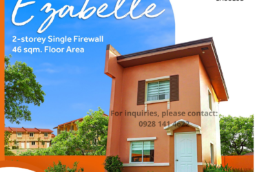 AFFORDABLE HOUSE AND LOT FOR SALE IN BACOLOD CITY – EZABELLE