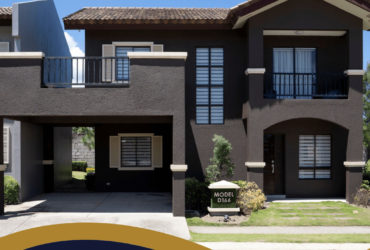 House and lot for sale in Crown Asia Citta Italia – Designer 166