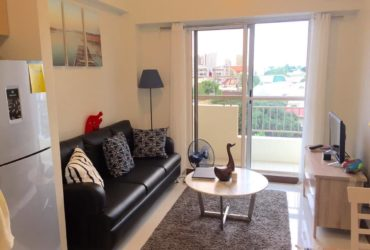 Fully furnished 1BR Unit at One Castilla Place, Quezon City