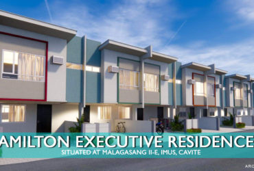 3BR, 2T&B, 1 CARPARK IN IMUS CAVITE WITH IN-HOUSE FINANCING