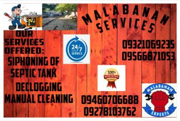 MALABANAN SERVICES 09321069235