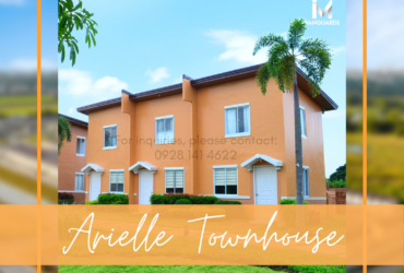 AFFORDABLE HOUSE AND LOT FOR SALE IN BACOLOD CITY – ARIELLE END UNIT PAG-IBIG