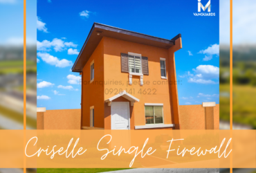 AFFORDABLE HOUSE AND LOT FOR SALE IN BACOLOD CITY – CRISELLE SINGLE FIREWALL BANK
