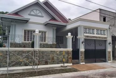 FOR RENT BUNGALOW HOUSE FULLY FURNISHED  ANGELES CITY
