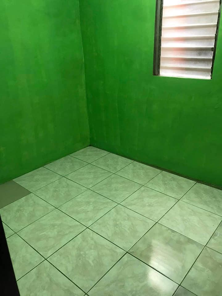 House for Rent 10k per month Lourdes Sur East Angeles